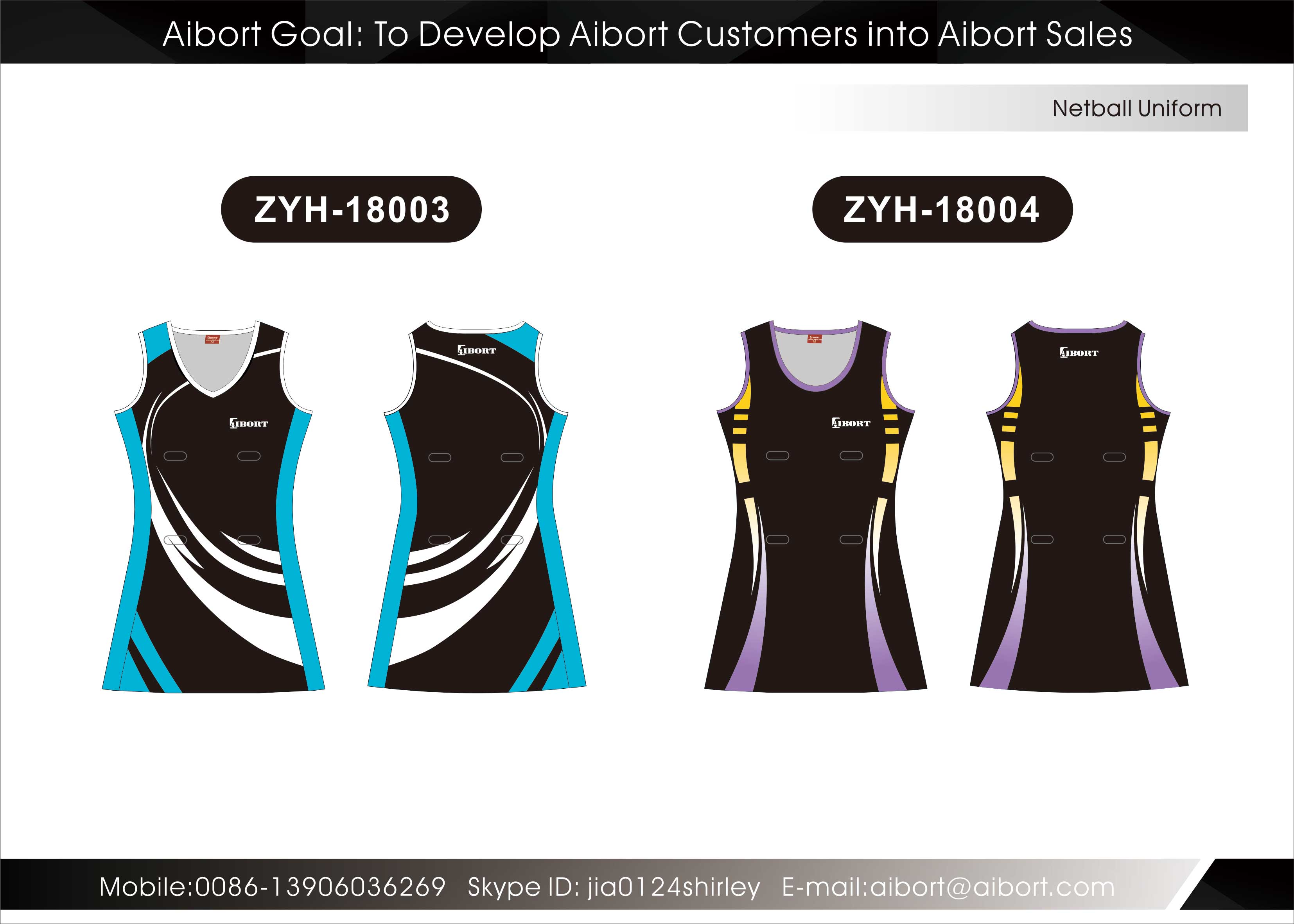 netball uniforms design your own