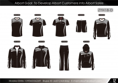 teint sublimation sportswear