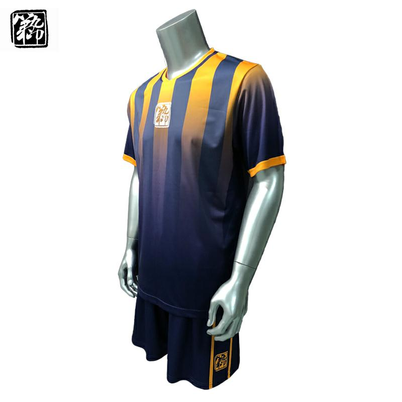 OEM Fashion custom team name soccer uniform
