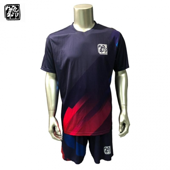 full over sublimation impression numérique maillot de football